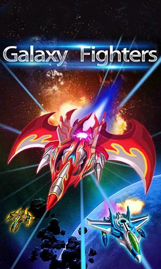 Galaxy fighters: Fighters war poster
