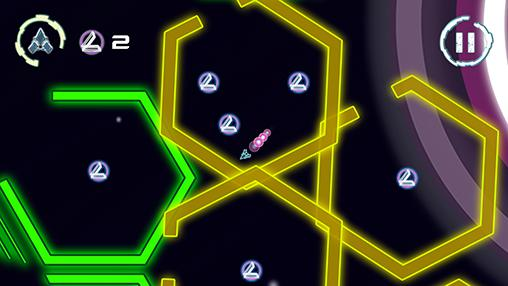 Galaxy geometry screenshot 2