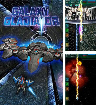 In addition to the game Shift It for Android phones and tablets, you can also download Galaxy Gladiator for free.
