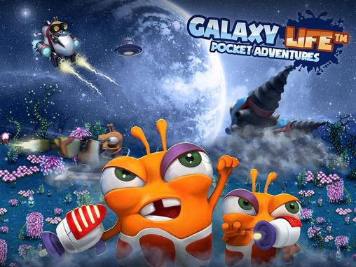 Galaxy life: Pocket adventures poster