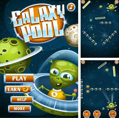 In addition to the game Happy Snake for Android phones and tablets, you can also download Galaxy Pool for free.