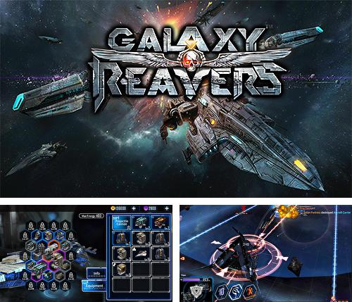 Galaxy reavers: Space RTS