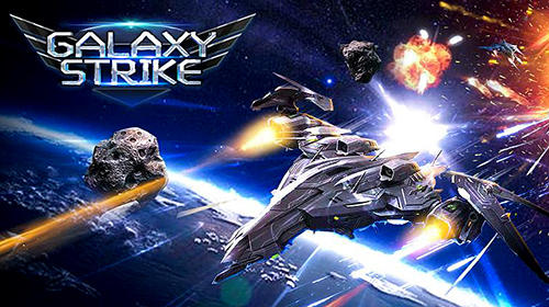 Galaxy strike 3D poster