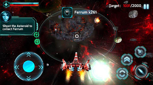 Galaxy strike 3D screenshot 1