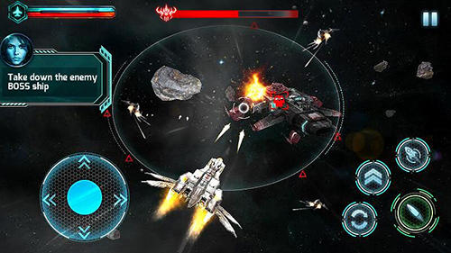 Galaxy strike 3D screenshot 3