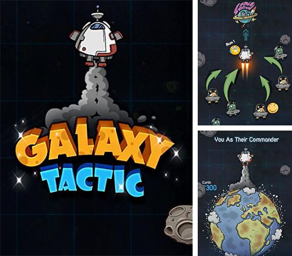 Galaxy tactics: Stupid aliens