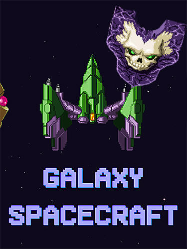 Galaxy war: Space shooter poster