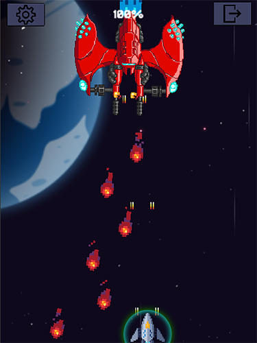 Galaxy war: Space shooter screenshot 2