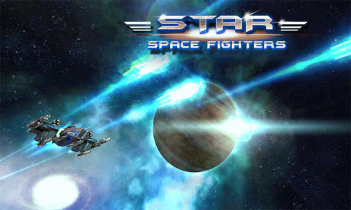 Galaxy war: Star space fighters poster