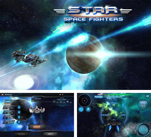 In addition to the game Starship Battles for Android phones and tablets, you can also download Galaxy war: Star space fighters for free.