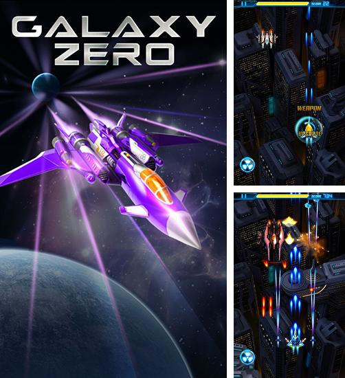 In addition to the game Galaxy Shooter for Android phones and tablets, you can also download Galaxy zero for free.