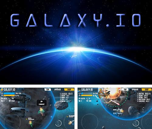 Galaxy.io: Space arena