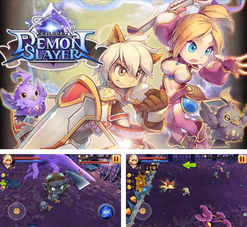 In addition to the game Armor girls: Z battle for Android phones and tablets, you can also download Galdor: Demon slayer for free.