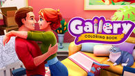 Gallery: Coloring book and decor APK