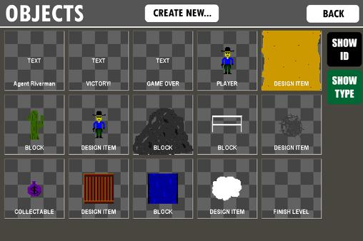 Game creator screenshot 4