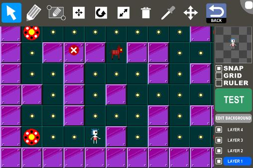 Game creator screenshot 2