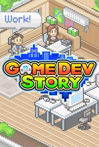 Game dev story poster