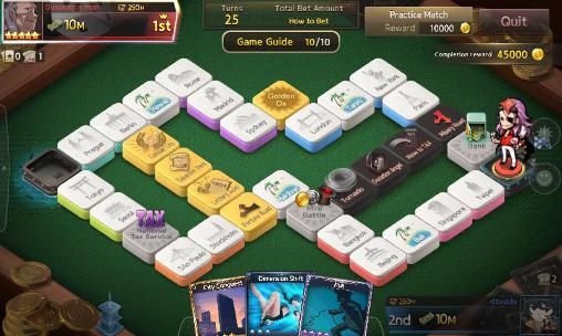 Screenshots von Game of dice für Android-Tablet, Smartphone.