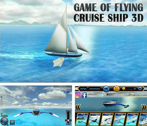 Game of flying: Cruise ship 3D
