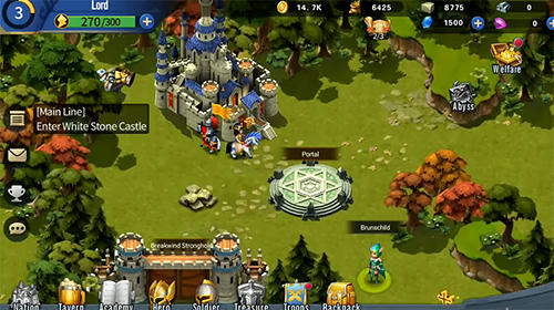 Game of rulers screenshot 1