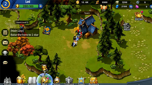 Game of rulers screenshot 3