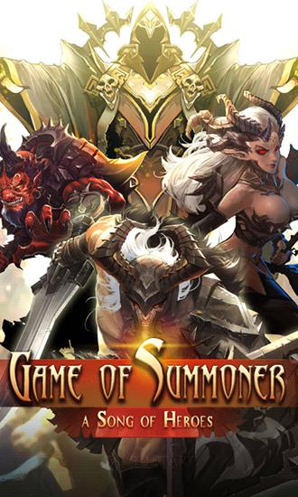 Game of summoner: A song of heroes обложка