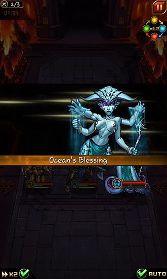 Game of summoner: A song of heroes screenshot 4