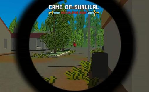 Game of survival: Multiplayer mode