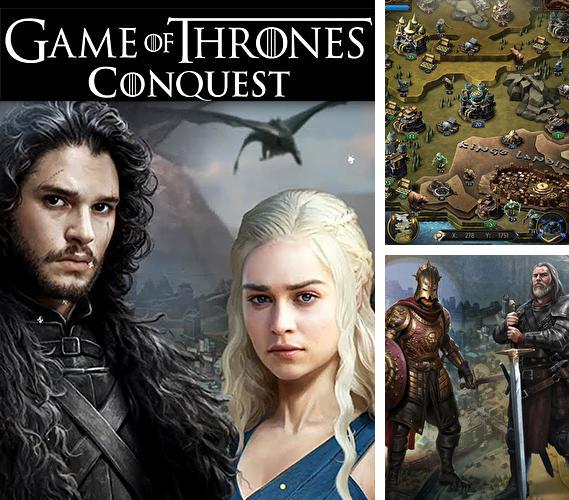 In addition to the game Game of thrones: Conquest for Android, you can download other free Android games for Explay N1.