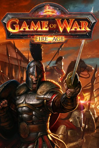 Game of war: Fire age обложка