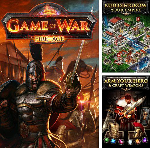 In addition to the game 1096 AD Knight Crusades for Android phones and tablets, you can also download Game of war: Fire age for free.