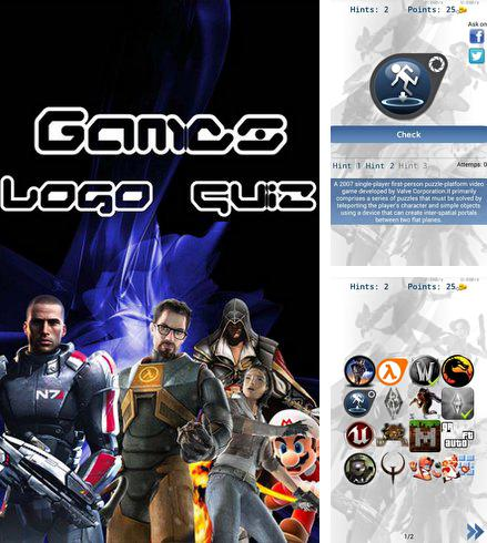 In addition to the game Logos quiz for Android phones and tablets, you can also download Games logo quiz for free.