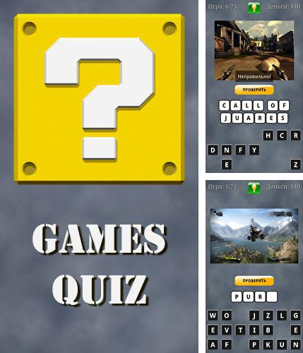 In addition to the game Logos quiz for Android phones and tablets, you can also download Games quiz for free.