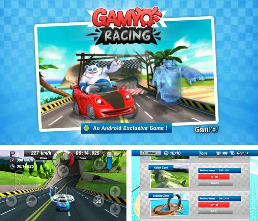 In addition to the game Royal defense saga for Android phones and tablets, you can also download Gamyo Racing for free.