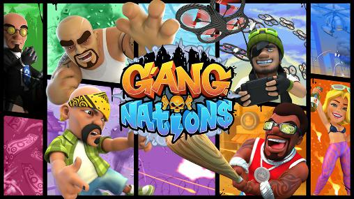 Gang nations poster