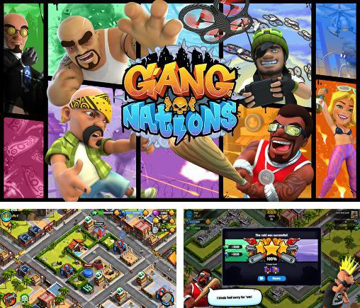 In addition to the game Army of heroes for Android phones and tablets, you can also download Gang nations for free.