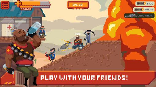 Download Gangfort Android free game.