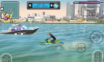 Download Gangstar: Miami Vindication Android free game.