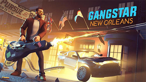 Gangstar: New Orleans poster