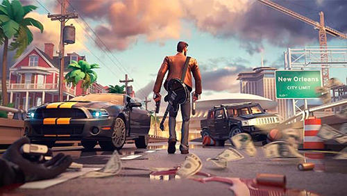 Скачати гру Gangstar: New Orleans на Андроїд телефон і планшет.