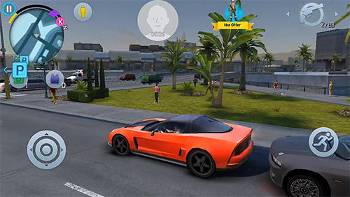 Gangstar: New Orleans screenshot 4