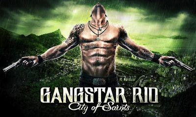 Gangstar Rio City of Saints обложка