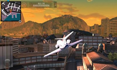 Screenshots do Gangstar Rio City of Saints - Perigoso para tablet e celular Android.