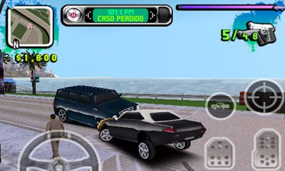 Screenshots von Gangstar West Coast Hustle für Android-Tablet, Smartphone.