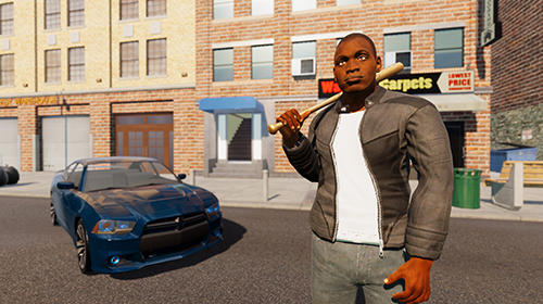 Gangster and mafia grand Vegas city crime simulator screenshot 4
