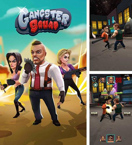 Gangster squad: Fighting game