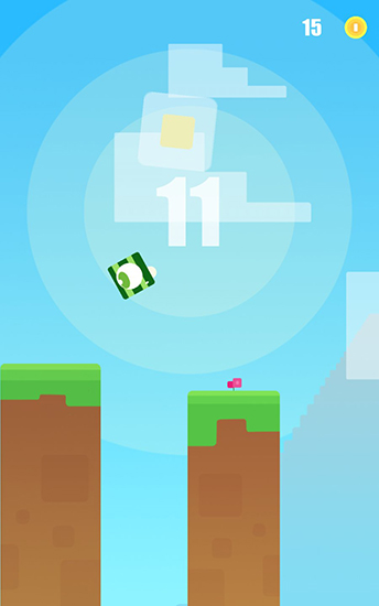 Gap jump screenshot 2