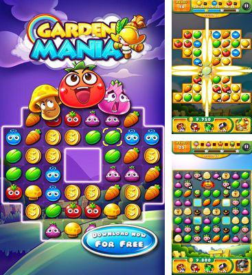 In addition to the game Slice HD for Android phones and tablets, you can also download Garden Mania for free.