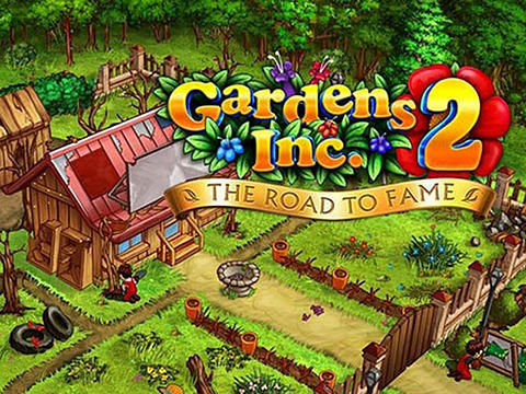 Gardens inc. 2: The road to fame обложка