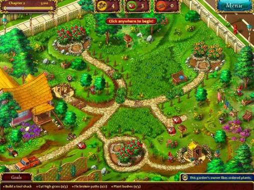 Gardens inc.: From rakes to riches screenshot 2